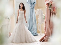 Brautkleider-Stile – Meerjungfrau – Feminine Eleganz gepaart mit Modernität