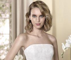 Glamourös und elegant – Die Brautkleider der Kollektion Cabotine Novia 2017