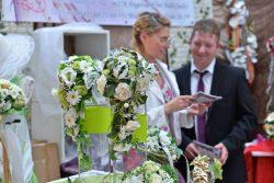 Video – Hochzeitsmesse in Halle bietet vielfältiges Angebot und romantisches Flair