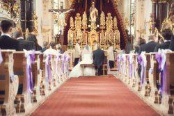 Die katholische Trauung