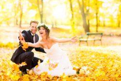 Gute Gründe für eine Hochzeit im Herbst