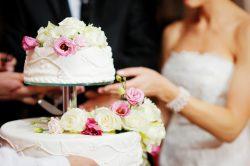 Hochzeitstorte – Genuss für Gaumen und Augen