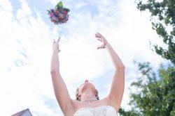 Brautstrauß – der Trend zum Zweitstrauß