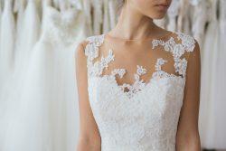 Das richtige Brautkleid bei kleiner Oberweite