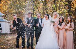 5 Arten von Hochzeitsgästen