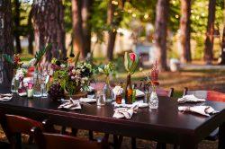 Tipps für eine Gartenhochzeit im Herbst