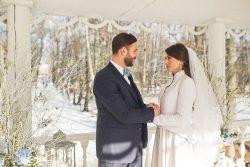 Heiraten im Winter – Das sind die Vor- und Nachteile