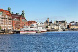 Flittern in Schweden