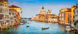 Flitterwochen in Venedig