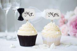 Cupcakes und Muffins anstatt Hochzeitstorte
