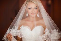 Perfekte Brautkleider für eine große Oberweite