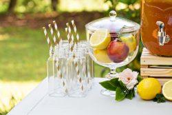 Erfrischendes zur Hochzeit – Spritzige Cocktails und kühle Säfte