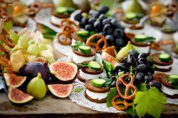 Das perfekte vegetarische Buffet zur Hochzeit