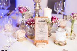 Das Hochzeitsessen