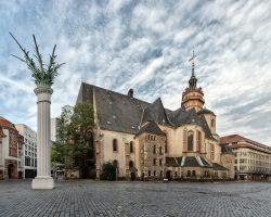 Kirchlich heiraten in Leipzig