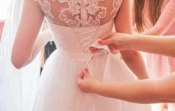 Zur Hochzeit nichts von der Stange – Ein einzigartiges Brautkleid schneidern lassen
