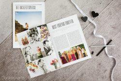 Hochzeitszeitungen einfach gestalten – Nützliches Geschenk und wunderbare Erinnerung