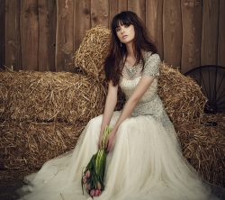 Bohemian Glamour – Die Brautmoden-Kollektion 2017 von Jenny Packham