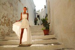 Luftig und schick – kurze Brautkleider zur Hochzeit