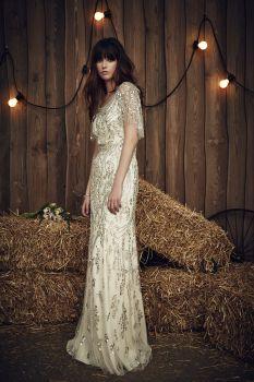 Jenny Packham Kollektion 2017 Modell  Hilda