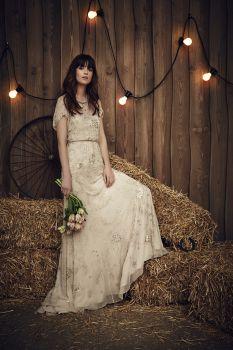 Jenny Packham Kollektion 2017 Modell Blossom