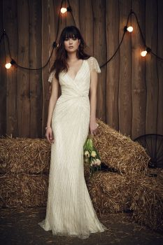 Jenny Packham Kollektion 2017 Modell Dottie