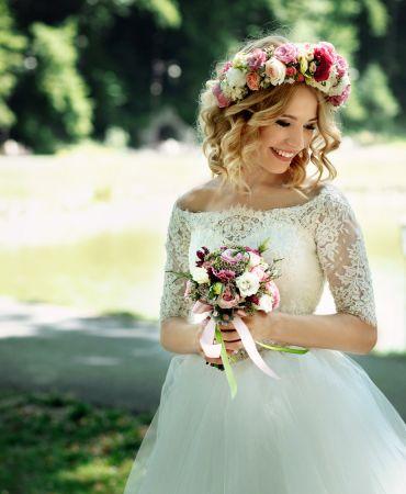 Sommer Braut