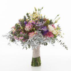 Wildblumen Brautstrauß