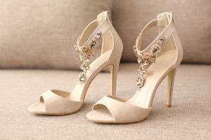 Brautschuhe High Heels