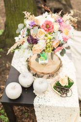 Hochzeitsdekoration Boho-Stil